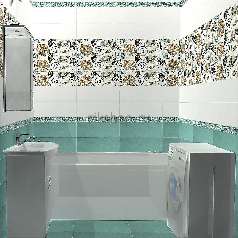 Дизайн ванной из плитки керама марацци фото